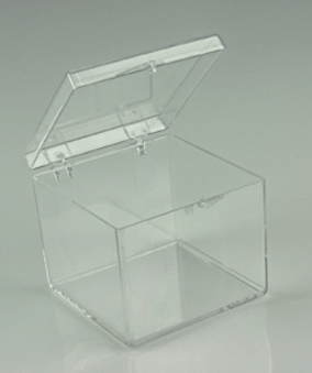 Laboratories Use Plastic Boxes To Safeguard Optics, Mirrors, More