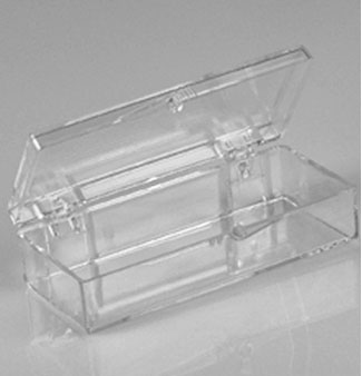 clear blot box