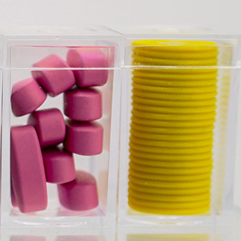 small rectangle plastic boxes